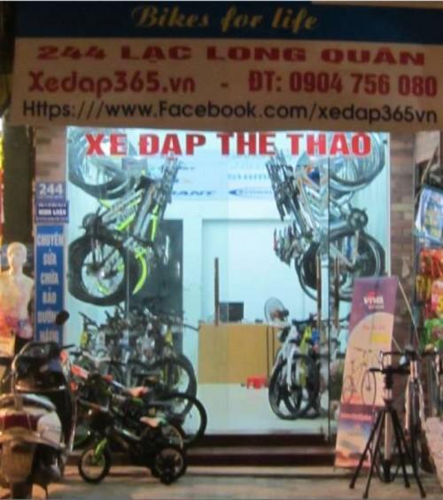 Cửa hàng Xe đạp 365 - XeDap365, 77904, Lê Hiền, Blog MuaBanNhanh, 28/12/2017 12:13:55