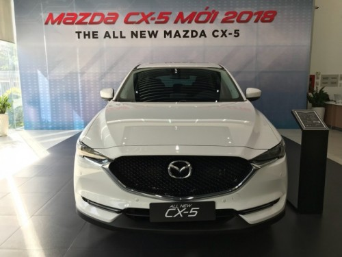 Đánh giá ưu nhược điểm xe Mazda CX 5 2018, 80216, Lê Nhân, Blog MuaBanNhanh, 09/04/2018 12:04:11