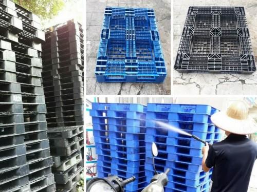 Pallet nhựa thanh lý TPHCM, 77022, Pallet Nhựa Cũ Giá Rẻ, Blog MuaBanNhanh, 28/05/2018 16:00:21