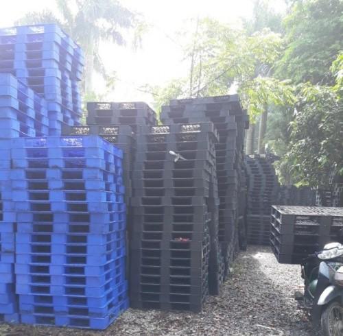 Bán pallet nhựa cũ tại Hà Nội, 77466, Pallet Nhựa Cũ Giá Rẻ, Blog MuaBanNhanh, 28/12/2017 11:56:54