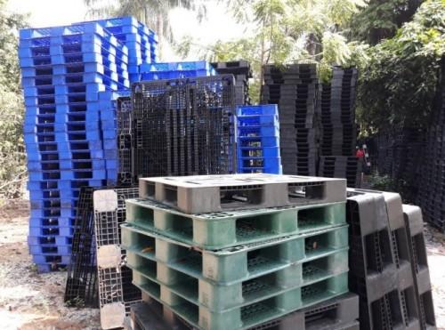 Pallet nhựa mới, 77503, Pallet Nhựa Cũ Giá Rẻ, Blog MuaBanNhanh, 28/12/2017 11:58:13