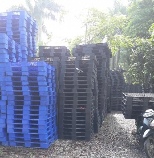 Pallet nhựa cũ, 75511, Pallet Nhựa Cũ Giá Rẻ, Blog MuaBanNhanh, 28/12/2017 12:01:09