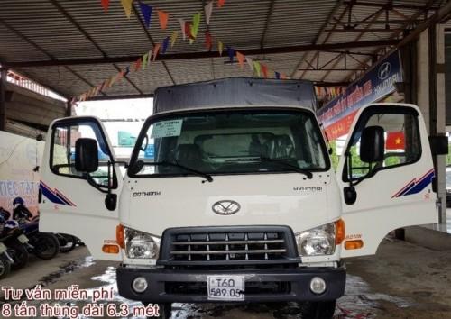 Đánh giá xe tải Hyundai HD120SL 8 tấn 6.3m, 80344, Linh Nguyễn, Blog MuaBanNhanh, 13/04/2018 12:12:20
