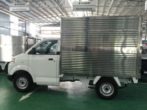 Báo giá xe Suzuki Carry Pro 2018, 82310, Băng Tâm Suzuki Đại Việt, Blog MuaBanNhanh, 19/06/2018 14:54:50