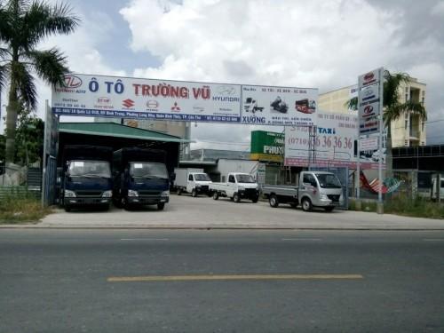 Ô Tô Trường Vũ - đại lý cung cấp xe tải tốt nhất miền Tây, 78540, Trịnh Trường Giang, Blog MuaBanNhanh, 16/01/2018 10:44:24