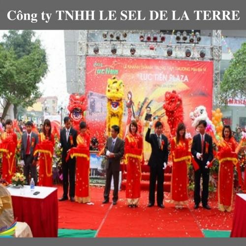 Công ty TNHH LE SEL DE LA TERRE Nha Trang, 77068, Nguyễn Thanh Sang, , 28/12/2017 11:38:48