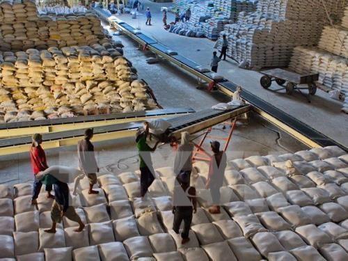 Xuất khẩu gạo cả năm 2017 có thể đạt 5,6 triệu tấn, 76870, Ngọc Lan, , 28/12/2017 11:31:40