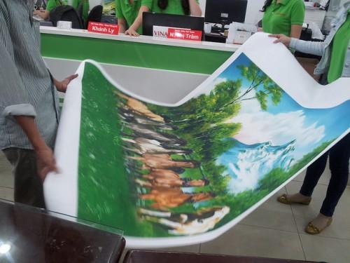 In tranh canvas là gì?, 75855, Ms Thanh Xuân, Blog MuaBanNhanh, 23/07/2018 10:22:41