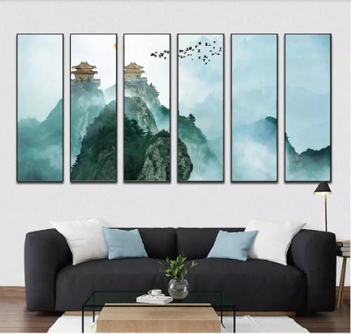 Mua tranh treo tường trang trí ngôi nhà thêm ấn tượng, 81460, Ms Thảo, Blog MuaBanNhanh, 23/07/2018 10:22:43