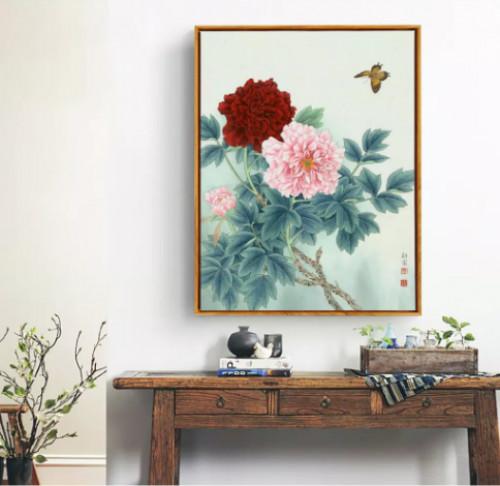 Cách lựa chọn tranh đẹp treo tường tô điểm cho ngôi nhà lung linh, 81496, Ms Thanh Xuân, Blog MuaBanNhanh, 23/07/2018 10:22:43