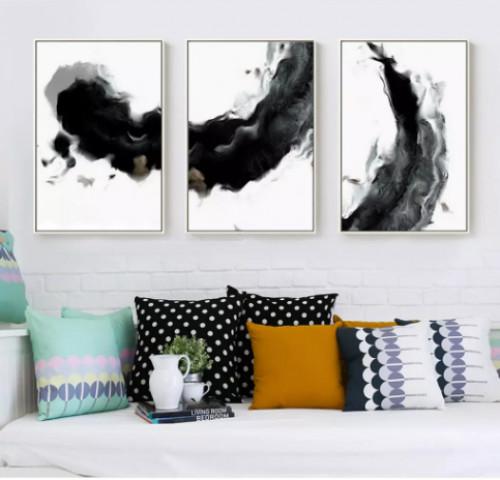 Tạo ấn tượng với bộ tranh treo tường độc đáo, 81562, Ms Thanh Xuân, Blog MuaBanNhanh, 23/07/2018 10:22:43