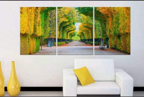 Mẫu tranh cây treo tường trang trí phòng khách, 81572, Ms Thanh Xuân, Blog MuaBanNhanh, 23/07/2018 10:22:43