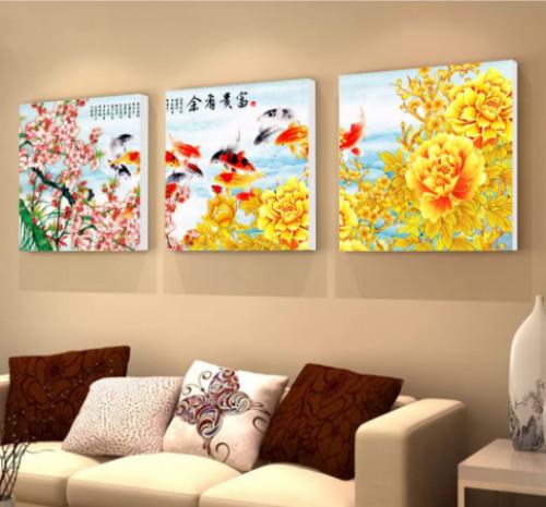 Tạo ấn tượng mạnh mẽ qua bộ tranh đồng hồ treo tường nghệ thuật, 81756, Ms Thảo, Blog MuaBanNhanh, 23/07/2018 10:22:44