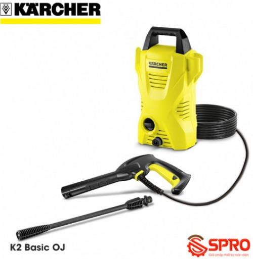 Giới thiệu máy rửa xe gia đình Karcher KARCHER K2 Basic Oj xuất xứ Đức, 81769, Lương Biển, Blog MuaBanNhanh, 31/05/2018 17:09:49