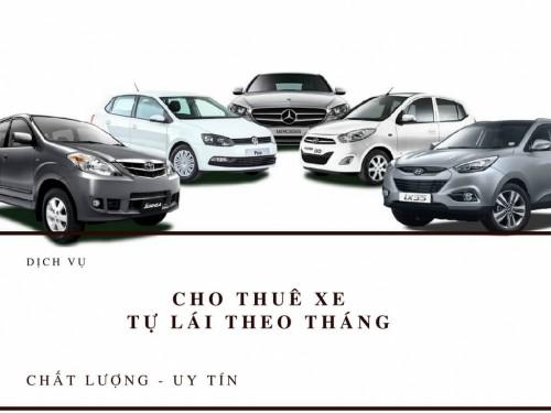 Cho thuê xe tự lái theo tháng, 77745, Nguyễn Văn Tuấn, Blog MuaBanNhanh, 28/12/2017 12:07:35