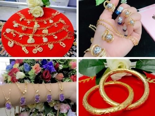 Những bộ trang sức mạ vàng vừa đẹp vừa rẻ chị em nên sắm ngay, 80775, Ngọc Tuyết, Blog MuaBanNhanh, 02/05/2018 16:04:00