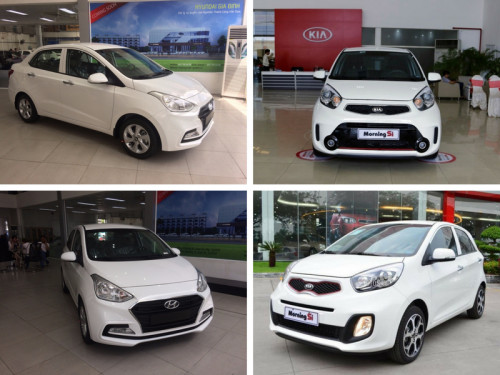 So sánh Hyundai i10 và Kia Morning Si: Xe cỡ nhỏ nào đáng mua?, 82414, Đào Trần Nguyên, Blog MuaBanNhanh, 22/06/2018 14:08:52