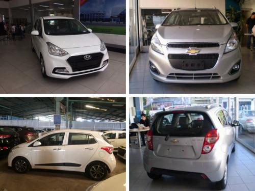 So sánh Cheverolet Spark và Hyundai i10, 82417, Đào Trần Nguyên, Blog MuaBanNhanh, 22/06/2018 14:10:19