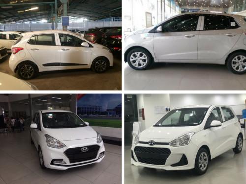 So sánh các phiên bản Hyundai i10 bản đủ và bản thiếu, 82421, Đào Trần Nguyên, Blog MuaBanNhanh, 22/06/2018 14:10:25