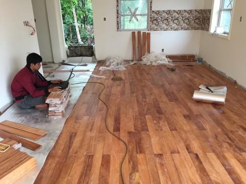 Dán sàn giả gỗ, 77410, Sàn Gỗ Công Nghiệp, Blog MuaBanNhanh, 28/12/2017 11:55:00