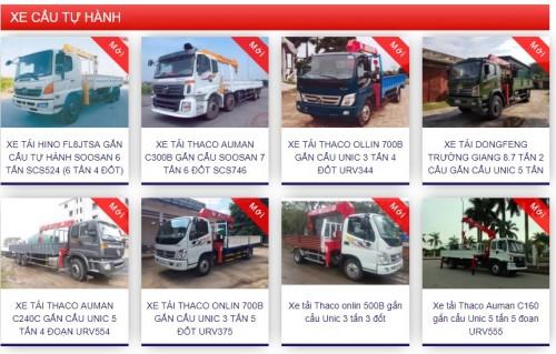 Công ty CP XNK phụ tùng ô tô tải và xe chuyên dụng Việt Trung, 76906, Mr Phúc, Blog MuaBanNhanh, 28/12/2017 11:32:44