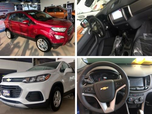So sánh Ford Ecosport 2018 và Chevrolet Trax 2018 trong tầm giá 700 triệu, 81263, Quỳnh Trâm - Ford An Lạc, Blog MuaBanNhanh, 17/05/2018 11:54:47
