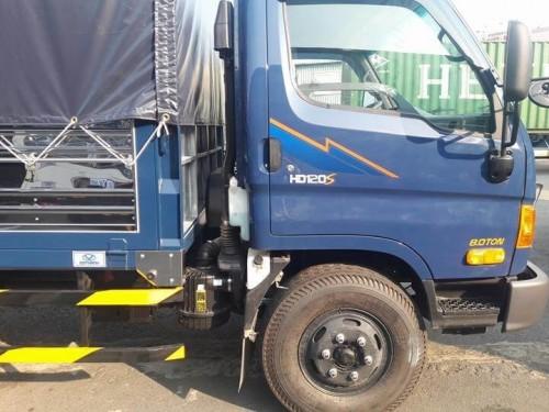 Xe tải Hyundai 8.5 tấn HD120s, 77114, Isuzu An Lạc, Blog MuaBanNhanh, 28/12/2017 11:40:45