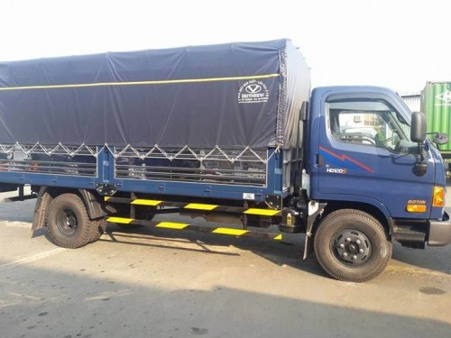 Mua bán xe tải Hyundai HD120s, 77128, Hyundai Đô Thành, Blog MuaBanNhanh, 28/12/2017 11:41:11
