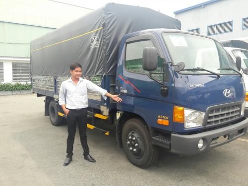Khuyến mãi lớn khi mua Hyundai HD99, tặng phí trước bạ 100%, 77366, Hyundai Đô Thành, Blog MuaBanNhanh, 28/12/2017 11:53:18