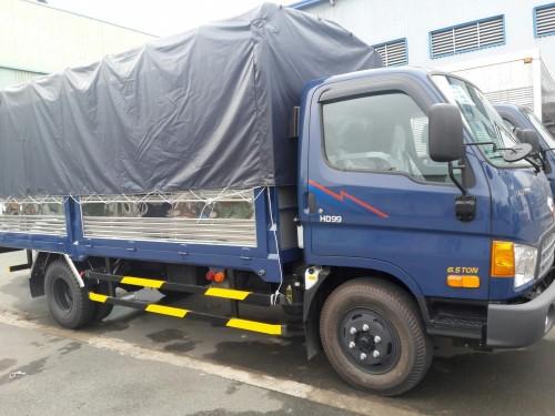 Xe tải HD99 thùng mui bạt, 77621, Hyundai Đô Thành, Blog MuaBanNhanh, 27/07/2018 17:00:35