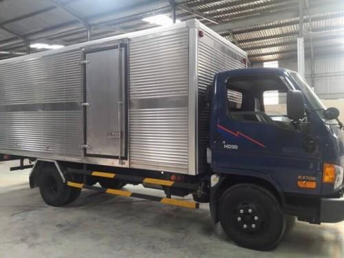 Đánh giá xe tải Hyundai HD99 thùng kín, 77840, Isuzu An Lạc, Blog MuaBanNhanh, 07/04/2018 16:46:20