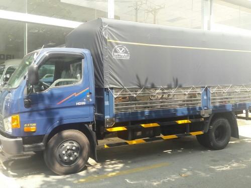 Đánh giá xe tải Hyundai HD99 thùng mui bạt, 77841, Hyundai Đô Thành, Blog MuaBanNhanh, 27/07/2018 17:02:31
