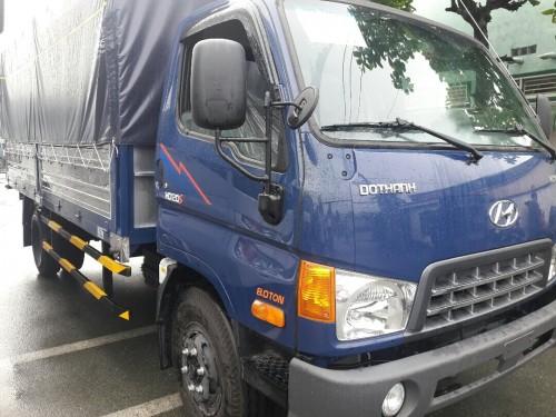 Xe tải 8 tấn thùng dài, 79578, Hyundai Đô Thành, Blog MuaBanNhanh, 19/03/2018 16:51:13