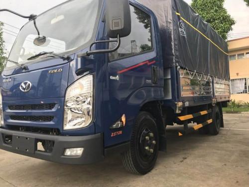 Thông số kỹ thuật xe tải Hyundai iz65, 81497, Hyundai Đô Thành, Blog MuaBanNhanh, 15/06/2018 09:53:53