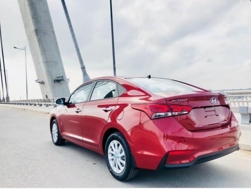 Giá xe Hyundai Accent 2018 lăn bánh, 80765, Trần Duyên, Blog MuaBanNhanh, 04/05/2018 10:23:16