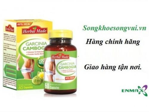 Giảm cân nhanh, hiệu quả bằng thảo dược Garcinia Cambogia, 82356, Enmax, Blog MuaBanNhanh, 20/06/2018 17:14:56