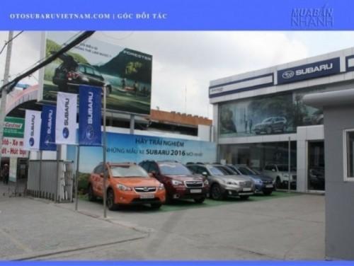 Đại lý Subaru chính hãng tại Việt Nam - Subaru Sài Gòn trở thành đối tác chiến lược trên Mạng xã hội MuaBanNhanh, 77954, Subaru Sài Gòn, Blog MuaBanNhanh, 28/12/2017 12:15:31