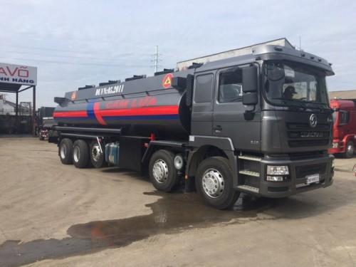 Đánh giá xe bồn chở xăng Shacman, 81057, Lê Phước Hiệp, Blog MuaBanNhanh, 10/05/2018 14:29:19