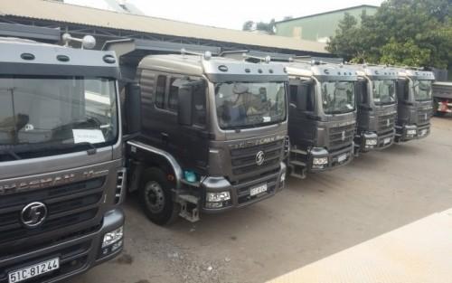 Rita Võ cung cấp xe ben Shacman 4 chân hỗ trợ vay ngân hàng, 81073, Lê Phước Hiệp, Blog MuaBanNhanh, 15/05/2018 08:37:34