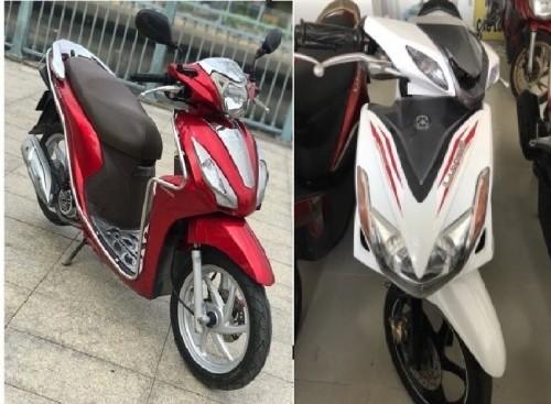 So sánh Yamaha Luvias và Honda Vision: nên mua xe máy cũ nào?, 80819, Hoàng Huy, Blog MuaBanNhanh, 04/05/2018 13:25:13