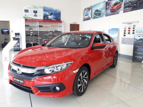 Honda civic 1.8E 2018 nhập khẩu Thái Lan, 82495, Honda Ô Tô Bình Dương_ Đình Trung, Blog MuaBanNhanh, 25/06/2018 16:00:39