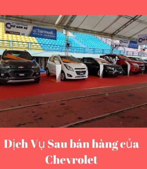 Dịch Vụ Sau bán hàng của Chevrolet, 77356, Nguyễn Ngọc Huyền Trân, Blog MuaBanNhanh, 28/12/2017 11:52:56