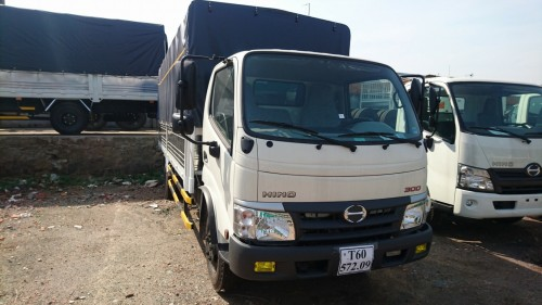 Giá xe tải Hino 5 tấn bao nhiêu?, 81210, Lê Văn Dương, Blog MuaBanNhanh, 15/05/2018 15:51:16