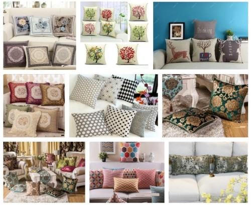 Kinh nghiệm mua gối tựa lưng sofa cho phòng khách, 78825, Gối Tựa Lưng Aura, Blog MuaBanNhanh, 30/01/2018 17:26:59