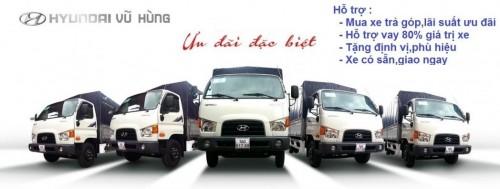 Thủ tục mua xe tải trả góp đơn giản nhất chỉ có tại Hyundai Vũ Hùng, 80806, Lê Hoàng Tuấn, Blog MuaBanNhanh, 04/05/2018 08:22:23