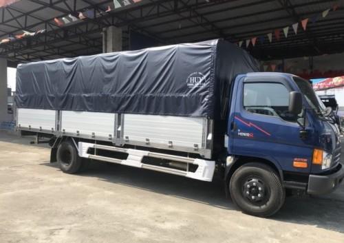 Giá xe HD120SL thùng mui bạt tại TPHCM, 81265, Lê Hoàng Tuấn, Blog MuaBanNhanh, 17/05/2018 14:21:48