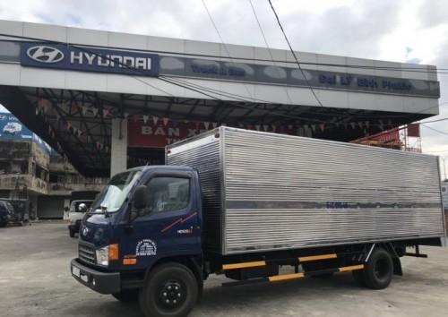 Giá xe HD120SL thùng kín tại TPHCM, 81268, Lê Hoàng Tuấn, Blog MuaBanNhanh, 17/05/2018 14:23:04