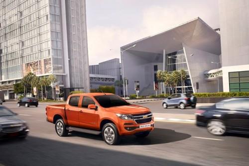 Chevrolet Colorado bổ sung phiên bản mới, 81369, Tâm Chevrolet, Blog MuaBanNhanh, 21/05/2018 14:17:34
