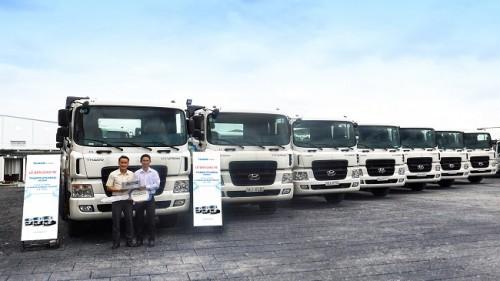 Line-up xe tải nặng, ben nặng và đầu kéo Hyundai được THACO phân phối, 78455, Thanh Âu - Thaco An Lạc, Blog MuaBanNhanh, 19/01/2018 12:05:42