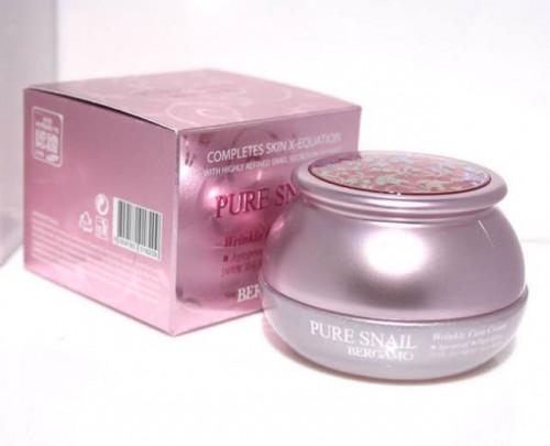 Kem dưỡng da chống nhăn Bergamo Pure Snail Wrinkle Cream, 82275, Mỹ Phẩm Hàn Quốc, Blog MuaBanNhanh, 20/06/2018 16:22:39